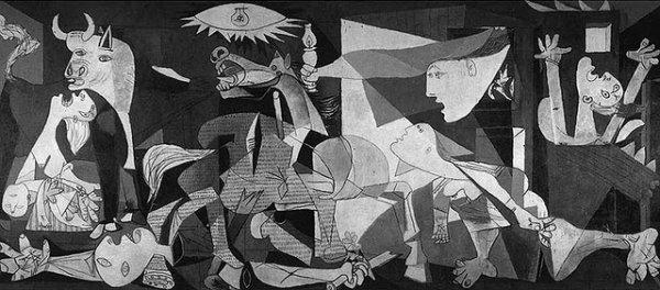 Histoire des Arts: Guenica, Pablo Picasso