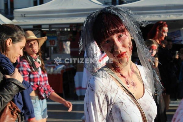 Zombie Day Montpellier 2015