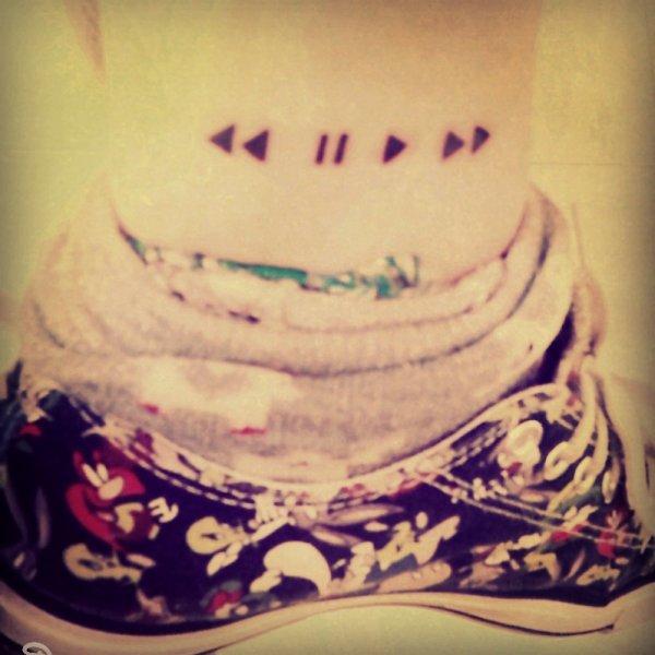 Nouveau tatouages :3
