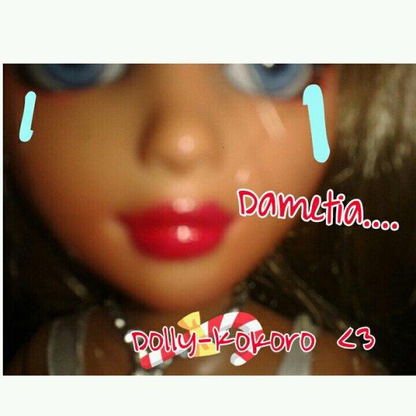 Photostory n°2: Dametia, whisper of amnesia.