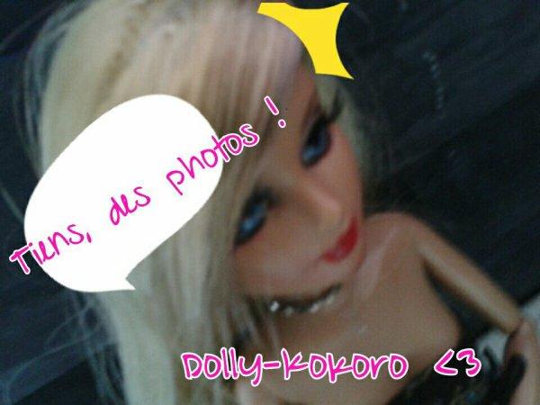 Photostory n°4: He is mine...