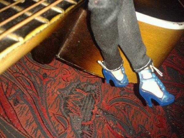 La guitare: Le retouuuuuur !