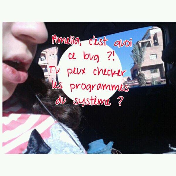 Photostory 6: Bug.