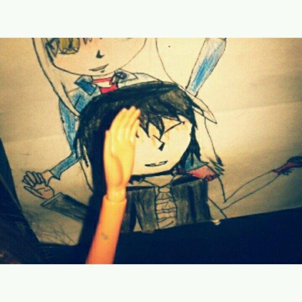 Story 8: Sayonnara.