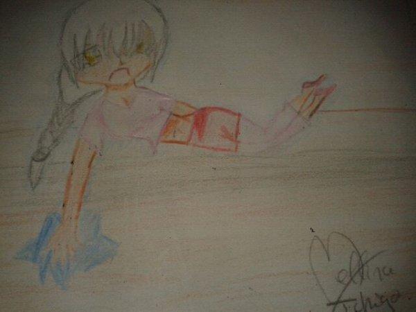 Dessins! (Yumi, Mélanie Tran, D******, Miia, D******)
