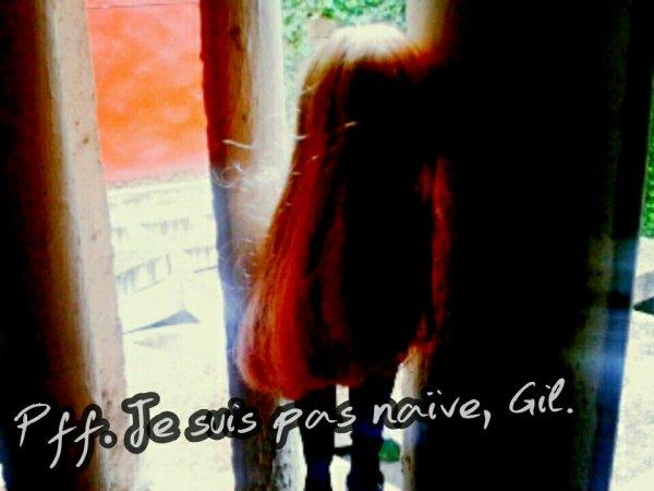 Ruines d'espoir amoureux.