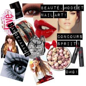CONCOURS : 1 an du blog,La meilleure tenue pour le mois de septembre (rentrée)! ♥