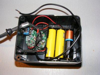 modification smartcast rf15                          pour bateau amorceur