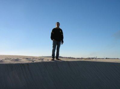 c pas sahara c une grande et belle plage (mars el hadjaj)