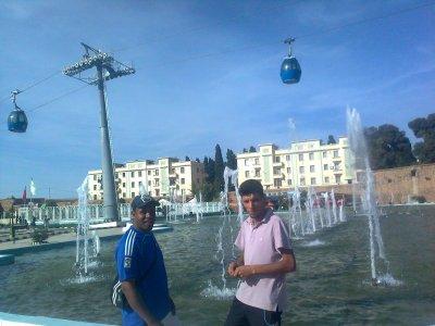 Une belle journée à Tlemcen