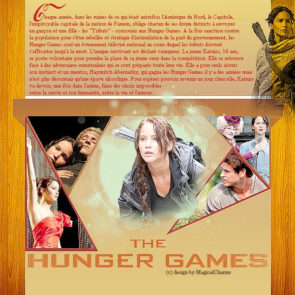 Hunger Games Saga