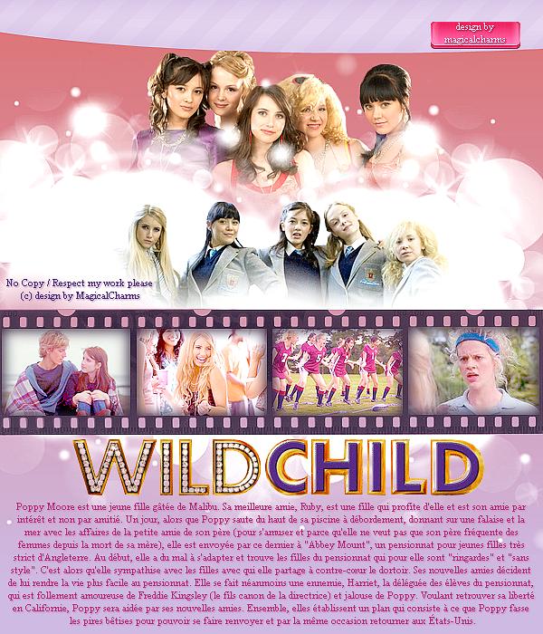 Zoom sur : WildChild avec Emma Roberts