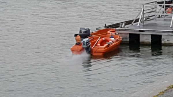 Manoeuvre Secours Aquatique des Sapeurs Pompiers de Tours (37)