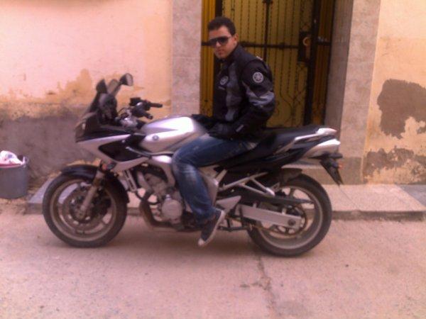 My and Fazer 600cc 2oo6