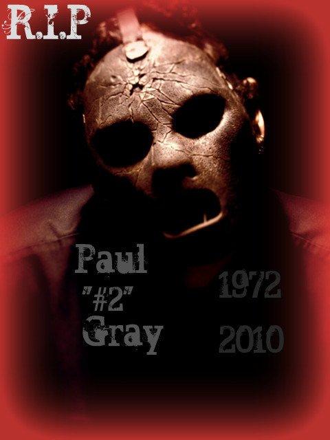 R.I.P.  PAUL <3