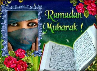 (l)Ramadan moubarek  (l)
