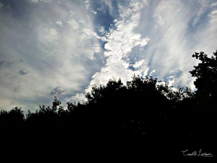 « Derrière chaque nuage se cache un rayon de soleil. »