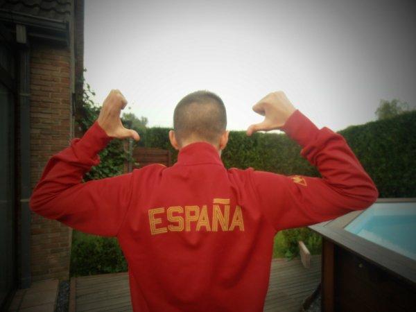 Moi , je dis vive l'Espagne