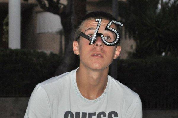 Le jour de mes 15ans