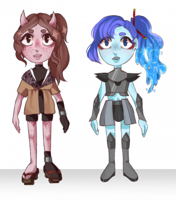 Adoptables avec DA points