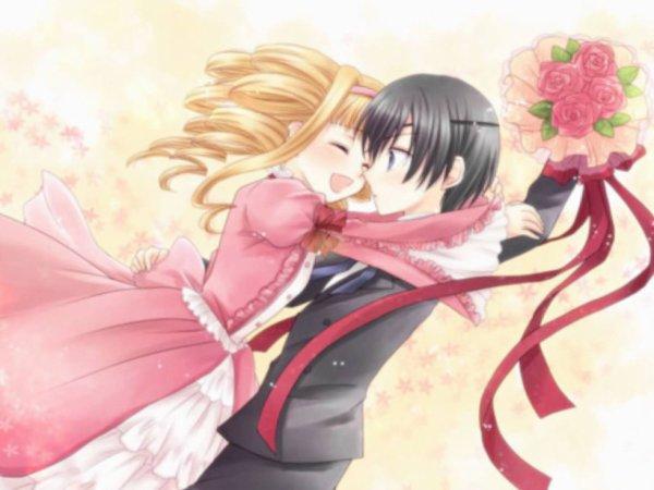 La Saint - Valentin