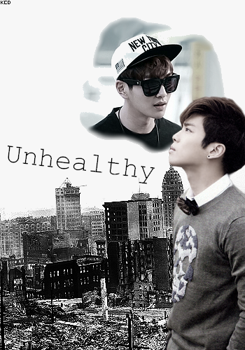 One-Shot n°13 : Unhealthy [Jongyu ; Onew x Jonghyun (SHINee ) ]