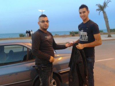 Moi et Jalal :D