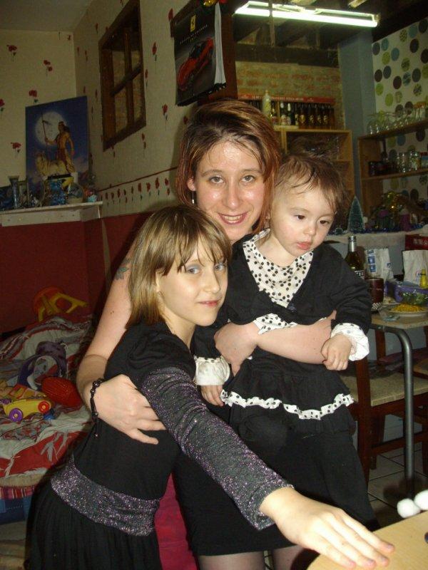 moi mes filles