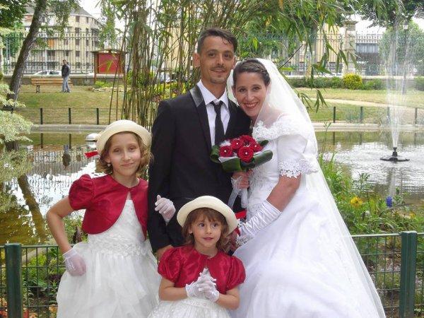 notre mariage le 20juin 2015