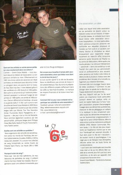 article du nouvel afrique septembre 2010