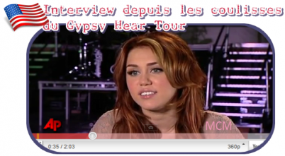 Nouvelles photos du Gypsy Heart Tour + Une interview !!!!!