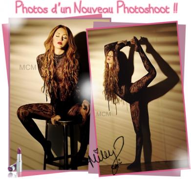 Fête organisé par Euquero Sym + Des photos d'un nouveau photoshoot !!!!