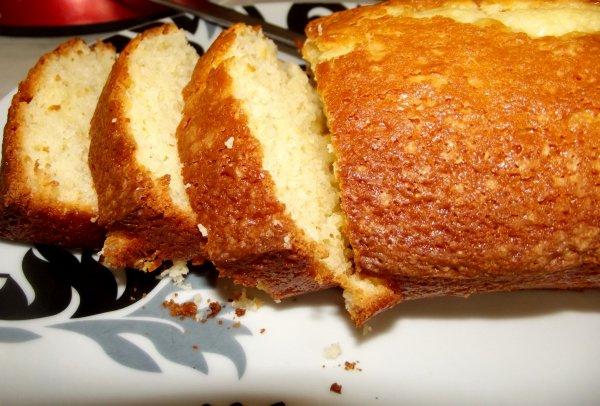 Le traditionnel gâteau au yaourt !