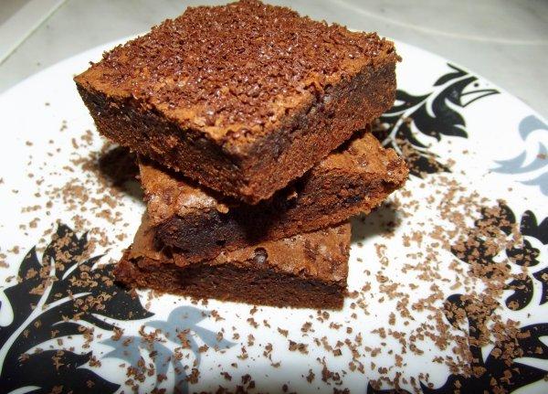 Gâteau au chocolat façon Brownies !