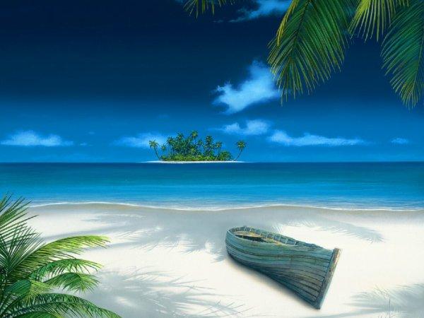 The Island Poeme