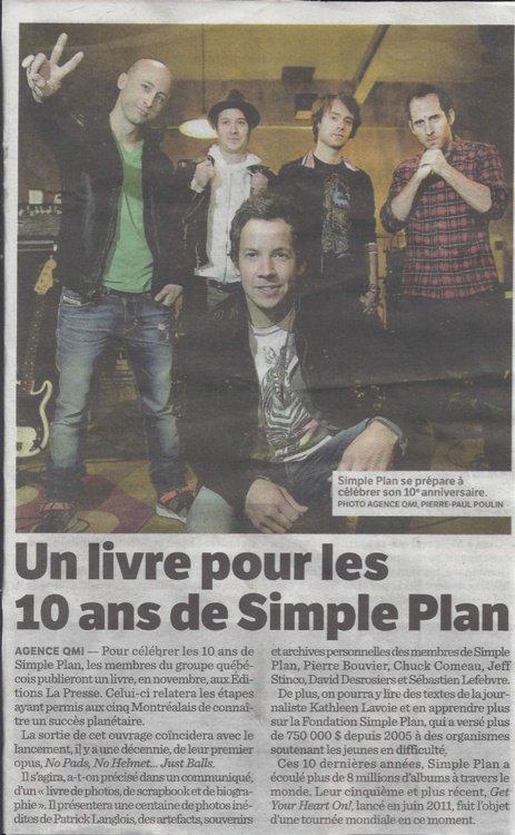 Article De Presse !!!