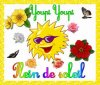 que du bonheur ce soleil!!