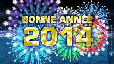 une trés belle année 2014 à toutes