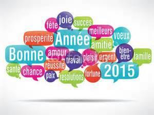 Je vous souhaite une belle et heureuse année 2015, avec plein de créas bisous