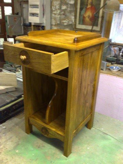 Le meuble t l phone artisan du bois for Les artisans du meuble