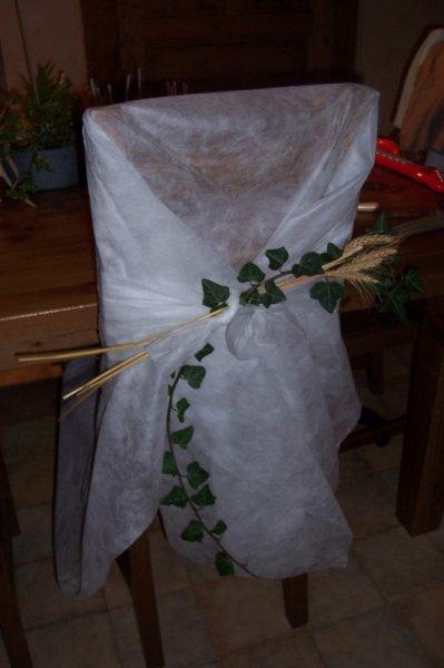 Préparatifs Housses Mon De Les Mariage Chaise BxeodC