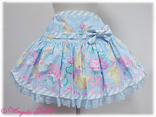 Mes dreams chez Angelic Pretty *0*