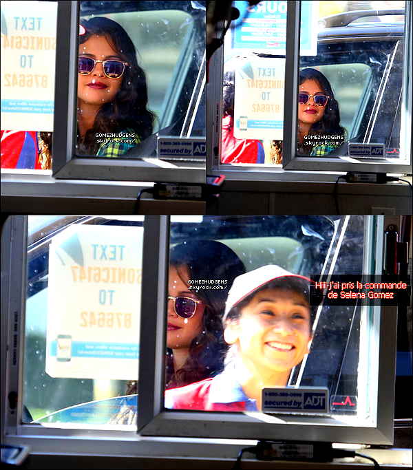 "09/08/13 - Vanessa invitée à l'émission ""Late Night With Jimmy Fallon"" à New York City CET ARTICLE : Vanessa overbookée à New York City (+) Selena essayant de passer inaperçue au Sonic Drive-In."