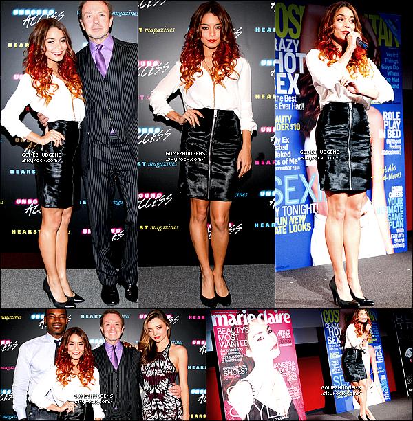 """16/10/13 - Vingt-septième concerts pour """"Stars Dance Tour"""" à Brooklyn à New York CET ARTICLE : Concerts, concerts et encore concerts pour Selena (+) Vanessa invitée à des événements."""
