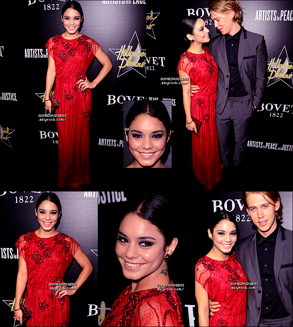 """02/03/14 - Selena été présente aux """"Vanity Fair Oscar Party 2014"""", donnez vos avis. CET ARTICLE : Spécial soirées (+) Quelques sorties pour nos deux Miss Fashion."""