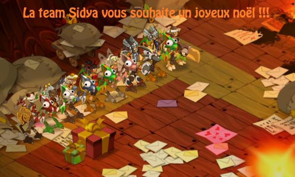 Bienvenue sur le Blog de la team Sidya