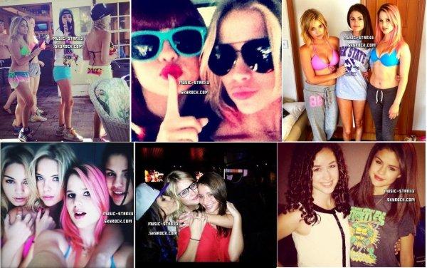 Nouvelles photos de Selena ;)