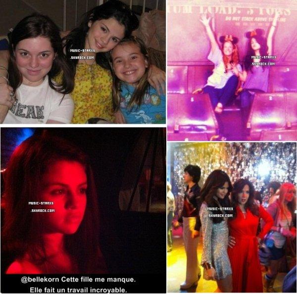 Nouvelles Photos Personnelles de Selena :)