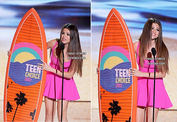 The Teen Choice Awards♥
