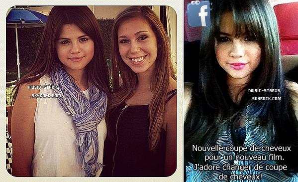 Bonjour; je m'appelle Selena Gomez et je suis genre, trop belle quand je pose pour Teen Vogue.
